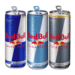 Red Bull Cans 150x150